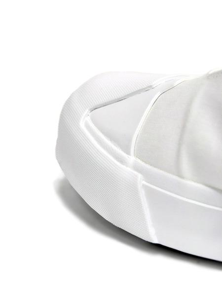JULIUS スニーカー キャンバス白 通販 GORDINI014