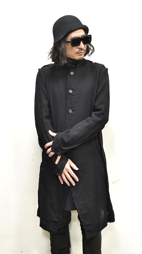 IROFUSI 裁切 Long Jacket 通販 GORDINI002