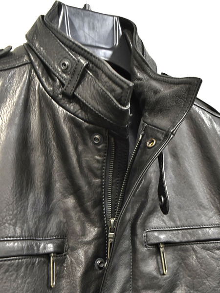Galaabend leather item 通販 GORDINI014