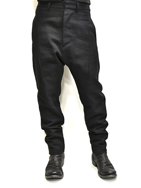 JULIUS crotch pants 通販 GORDINI002