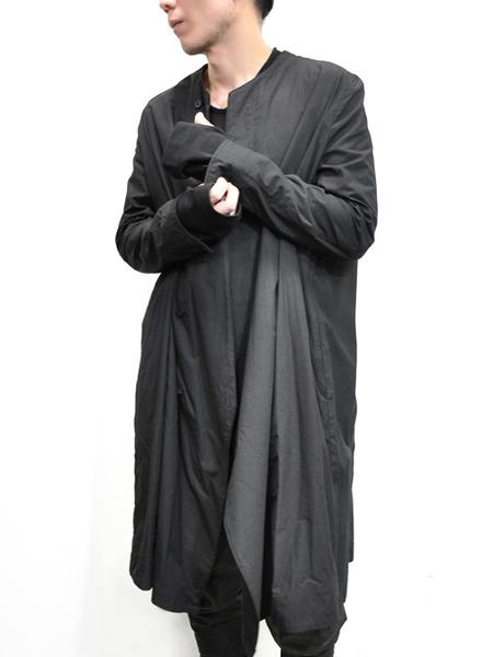 JULIUS カラーレスシャツコート 通販 GORDINI010