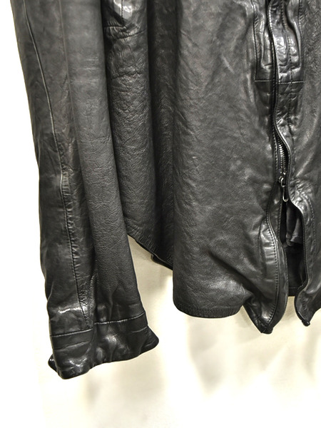 JULIUS leather shirts 通販 GORDINI003