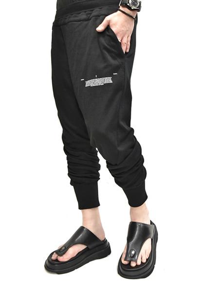 JULIUS tucked pants 通販 GORDINI002