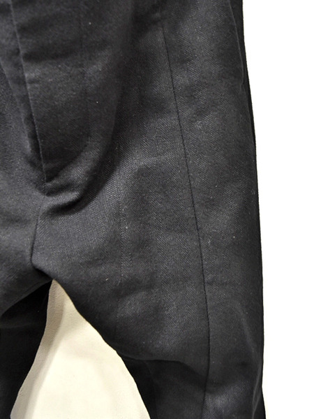 JULIUS clotch trouser 通販 GORDINI003