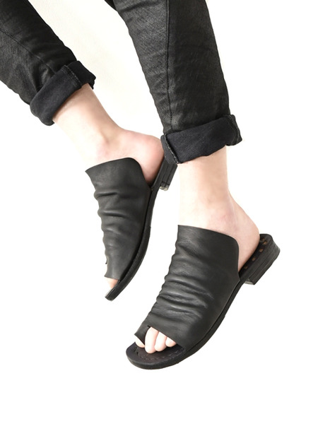 portaille sandal 着用 通販 GORDINI004