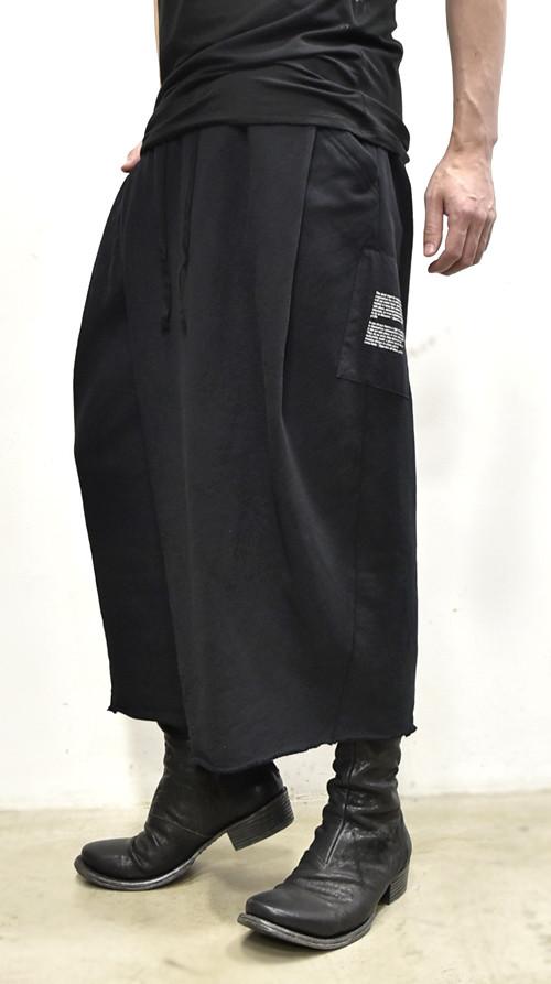 JULIUS Folded Baggy Pants 通販 GORDINI002