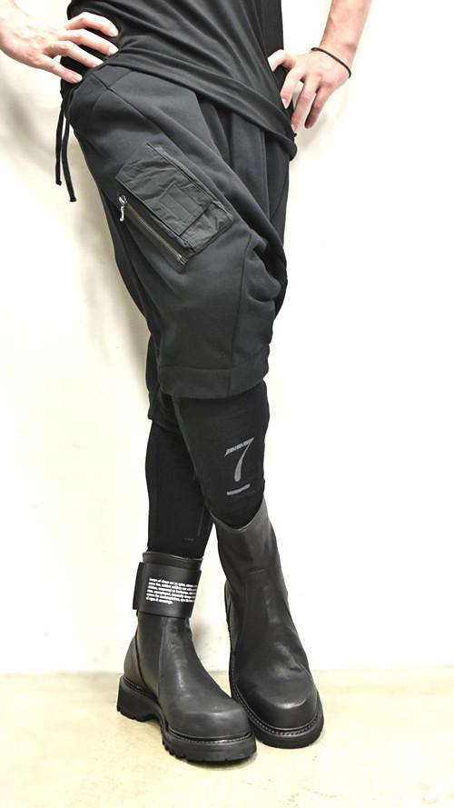 NIL JULIUS leggings blog 通販 GORDINI025