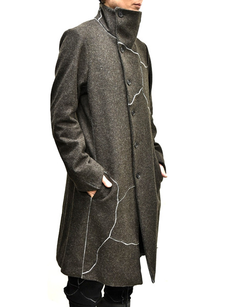 irofusi hibiware coat 着用 通販 GORDINI006