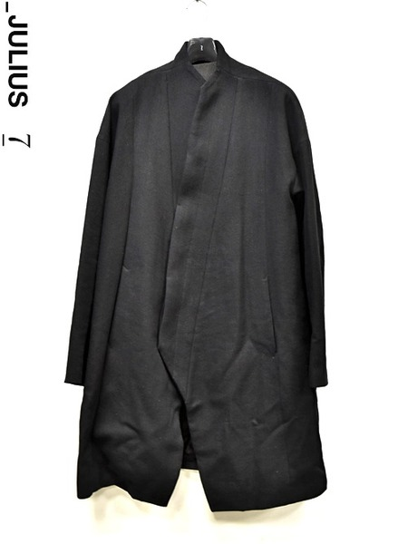 JULIUS highnrck coat 通販 GORDINI001