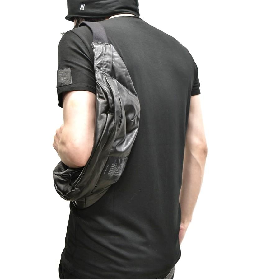 JULIUS waist bag  leather 通販 GORDINI003