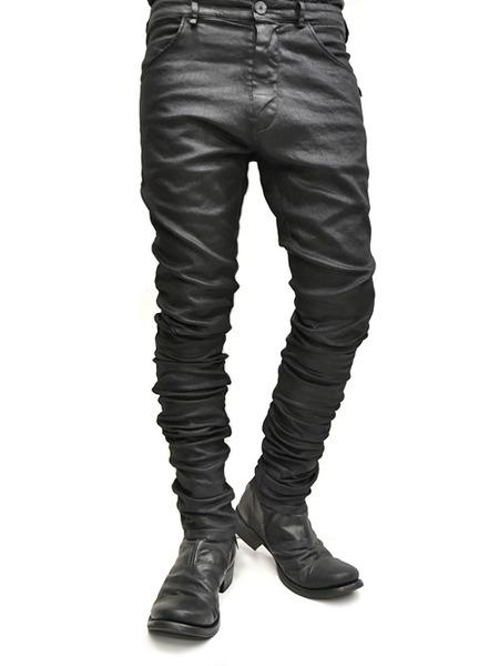 Nostrasantissima coating pants通販 GORDINI009