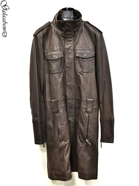 Galaabend leather item 通販 GORDINI020