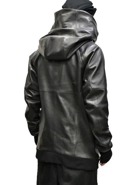 JULIUS leather PARKA 通販 GORDINI005