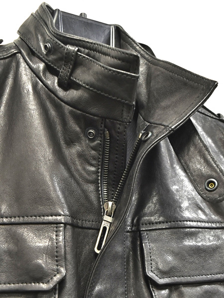 Galaabend leather item 通販 GORDINI005
