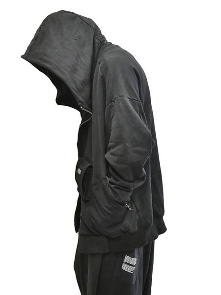 JULIUS hoodie 通販 GORDINI008