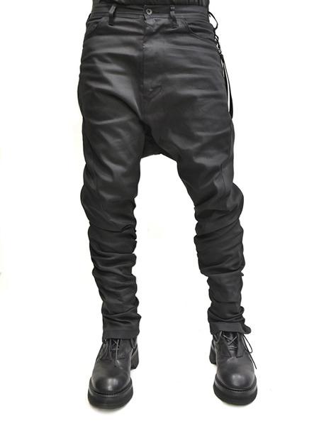 JULIUS crotch pants 着用 通販 GORDINI011
