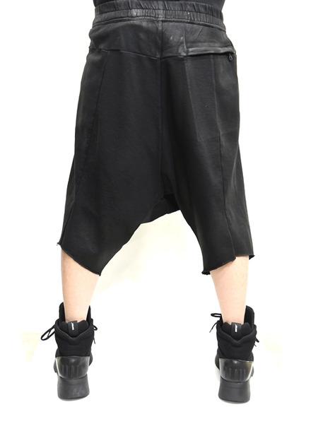 JULIUS coated crotch 通販 GORDINI008