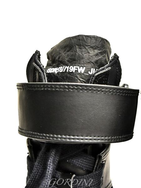 JULIUS スニーカー 黒 通販 GORDINI014のコピー