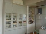 冷蔵庫・食器棚