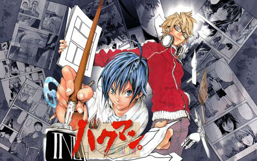 BAKUMAN Anime
