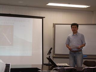 花田 准教授