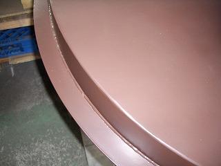 FRP用金型フッ素樹脂コーティング