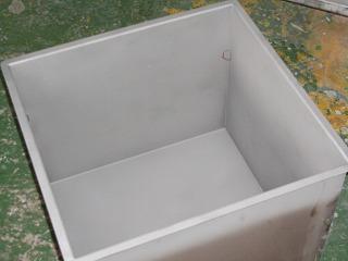メッキ槽タンク