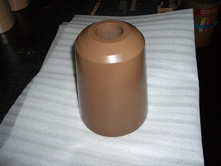 ダイスフッ素樹脂コーティング(テフロンコーティング)品