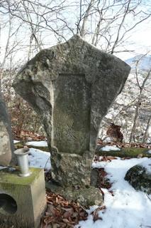 新井慎斎の墓