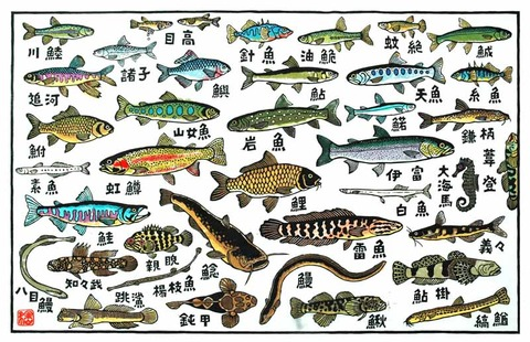 ヘタクソを日記のように : 野花漢字図