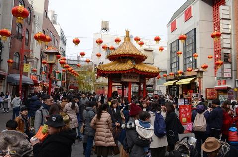 南京町の風景12