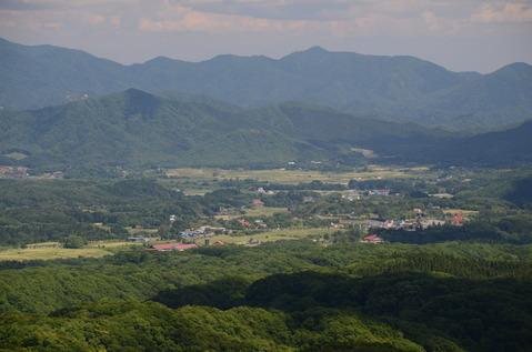 新緑の蒜山高原3