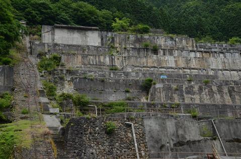 神子畑選鉱場跡3