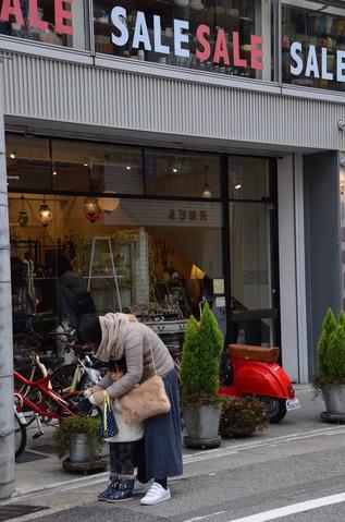 神戸栄町通り付近の風景6