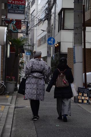 神戸栄町通り付近の風景7