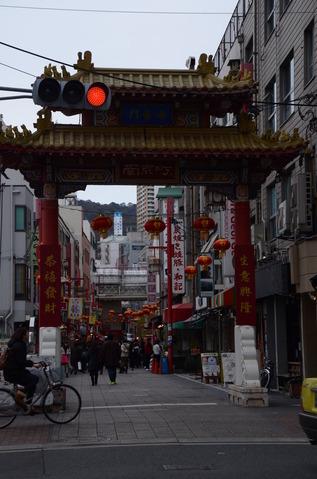 南京町の風景1