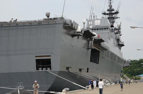 舞鶴海上自衛隊 護衛艦3