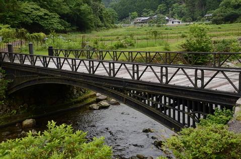 神子畑鋳鉄橋2
