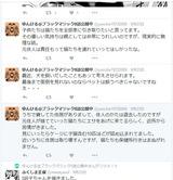 たくま子猫キリヌキ