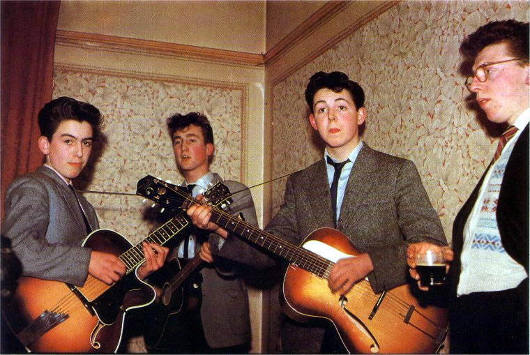 the-beatles-in-1957