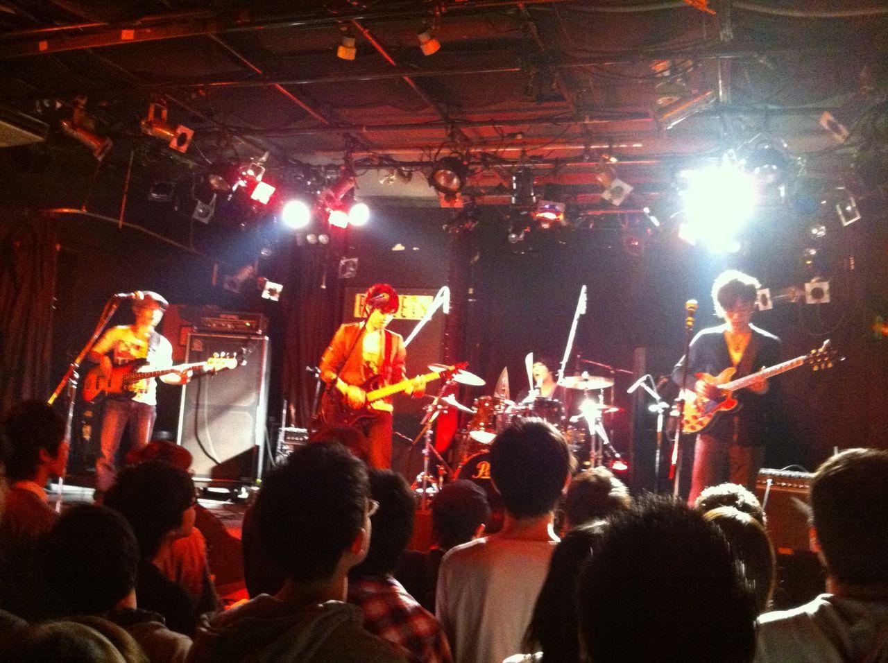 2012-05-04 - OB LIVE at ROCKETS