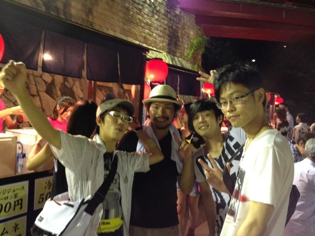 2012-07-24 - 有馬涼風川座敷