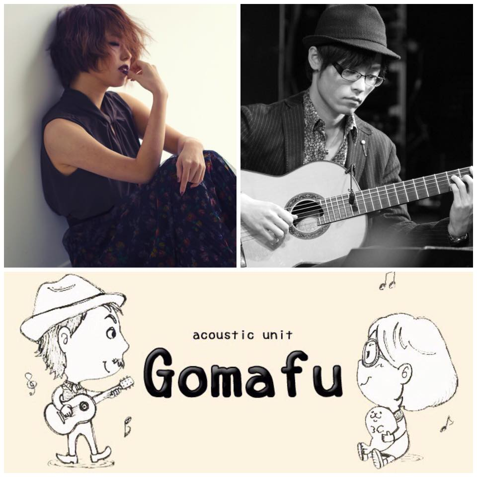 Leave Love Behind リリースライブ with Gomafu at Next Sunday