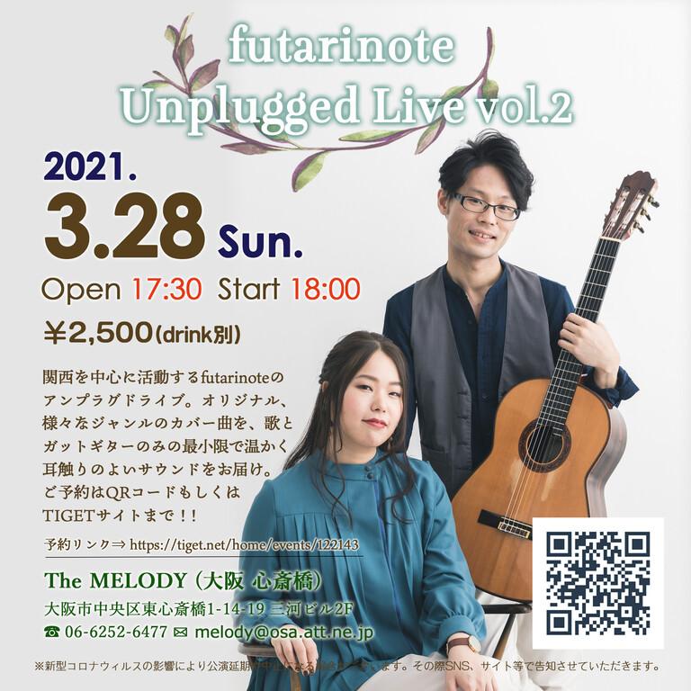 Unplugged Live vol.2
