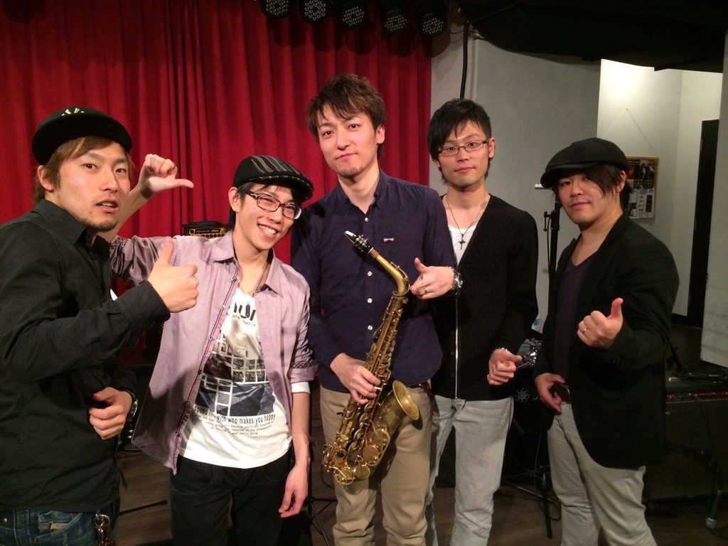 2014-03-27 - The jubilax Live at 梅田Always 2