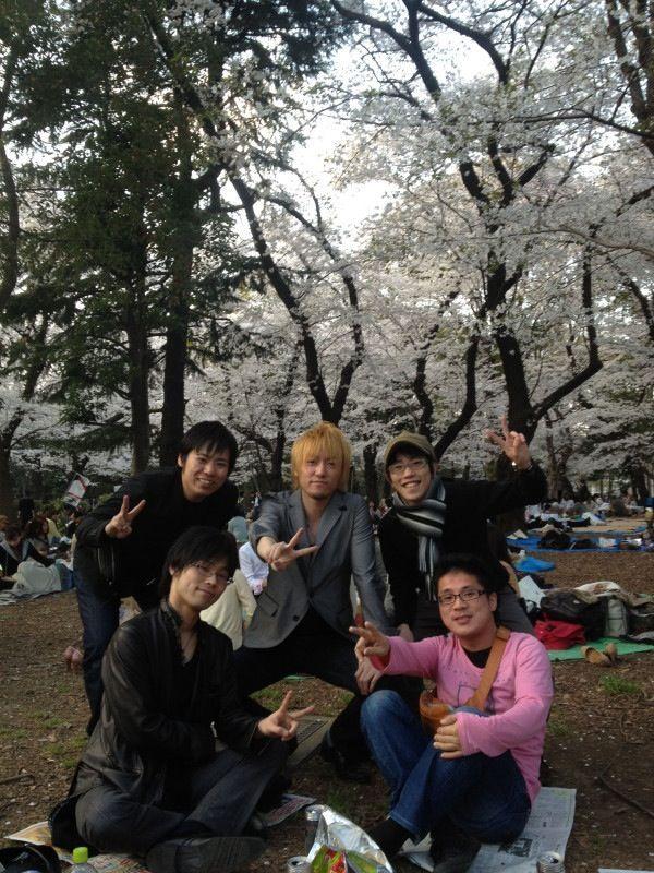 2012-04-09 - 花見 at 上野