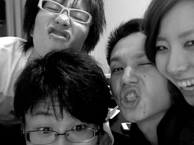 2012-04-29 - 宅飲み