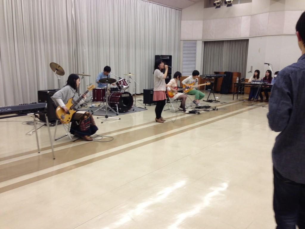 2013-03-31 - 天王寺高校軽音楽部 合宿 19
