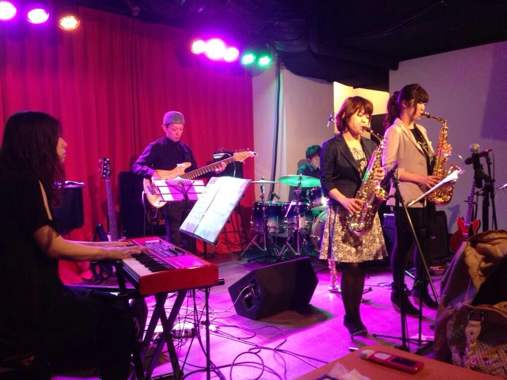 2014-03-27 - The jubilax Live at 梅田Always 1