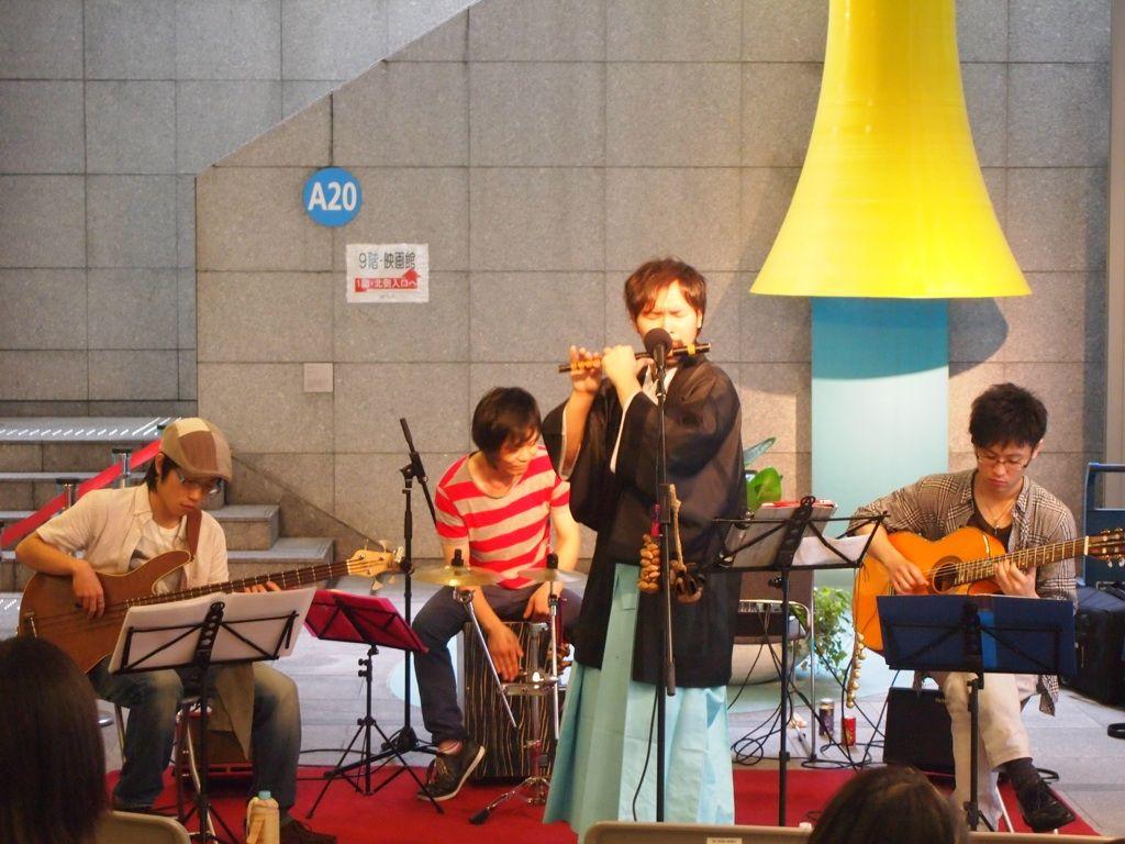 2012-06-17 - M-INT神戸 Live
